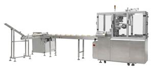 Envelope Type Biscuit Wrapping Machine